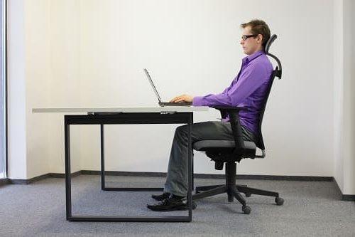 Эргономичный стол от головокружения и шейного остеохондроза