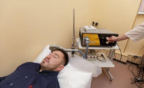 Лечение ММД у взрослого методом ТМС