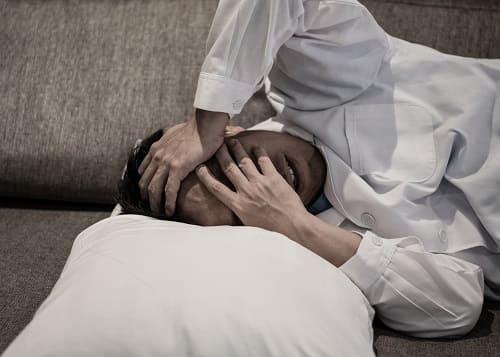 Болезни организма причина головокружения