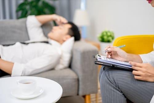 Диагностика при бессоннице у мужчины