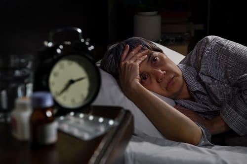 Лекарства не помогают уснуть