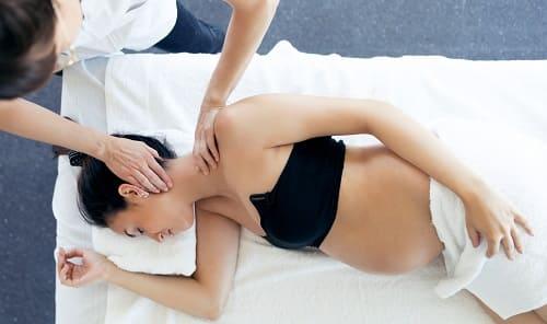 Массаж лечение головокружения беременной