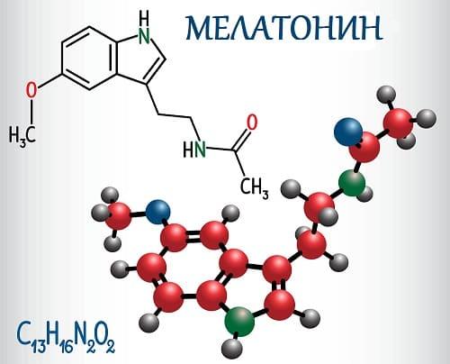 Мелатонин нейромедиатор сна