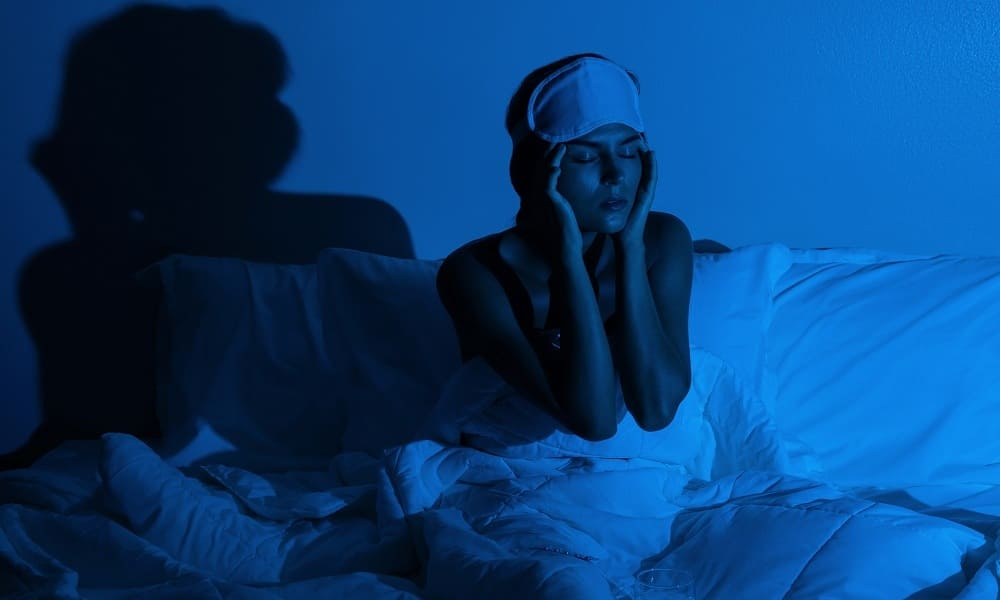 Не выходит быстро уснуть
