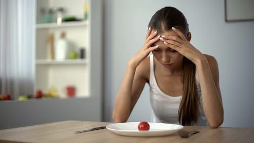 Недоедание причина головокружения и пелены перед глазами