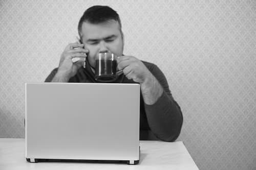 Откажитесь от гаджетов и кофе чтоб уснуть