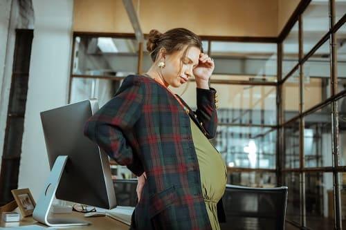 Переутомление при беременности причина головокружения
