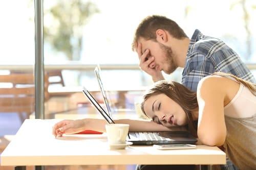 Переутомление причина плохого сна