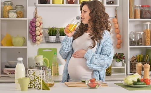 Питание профилактика головокружения при беременности