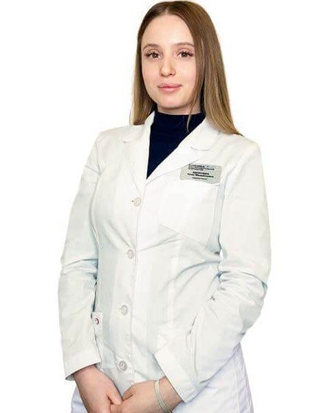 Здоровец Анна Михайловна